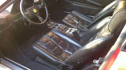 Rare Ferrari 308 GTB Quattrovalvole 1983 Asi Oro 32k kms For Sale (picture 3 of 6)
