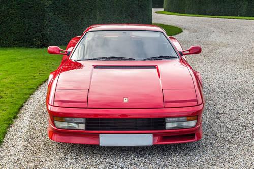 1992 RHD Ferrari Testarossa For Sale (picture 2 of 6)