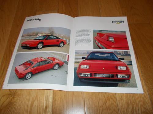 0000 ferrari mondial 3.4 t development book For Sale (picture 3 of 3)