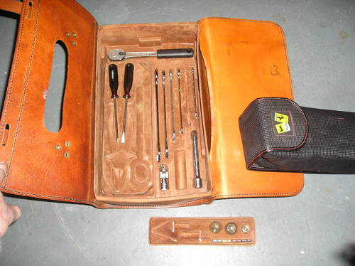 ferrari tool kit For Sale (picture 3 of 4)