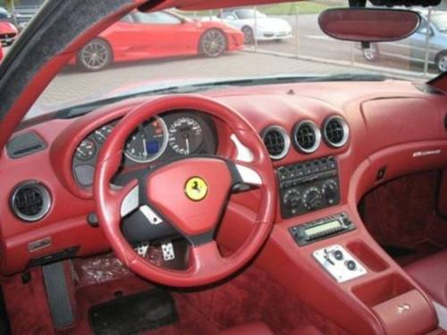 2003 FERRARI 575M F1 LHD MARANELLO 575 SUPERCAR CLASSIC For Sale (picture 3 of 6)