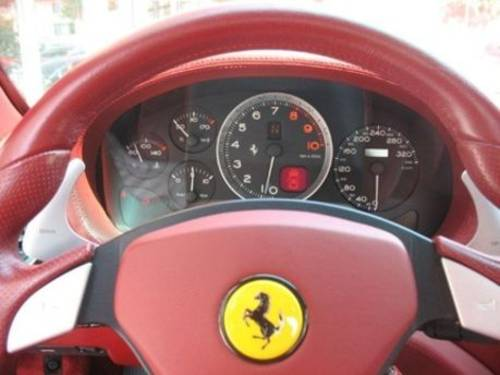 2003 FERRARI 575M F1 LHD MARANELLO 575 SUPERCAR CLASSIC For Sale (picture 5 of 6)