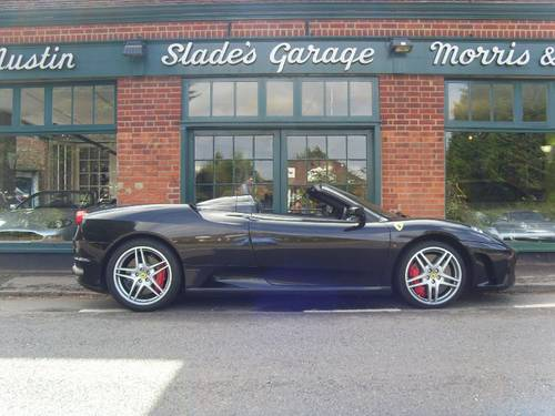 2007 Ferrari F430 Spider Manual  For Sale (picture 1 of 3)