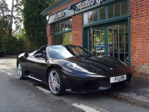 2007 Ferrari F430 Spider Manual  For Sale (picture 2 of 3)