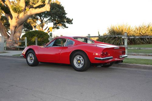 1972 Ferrari 246GT Dino For Sale (picture 2 of 5)