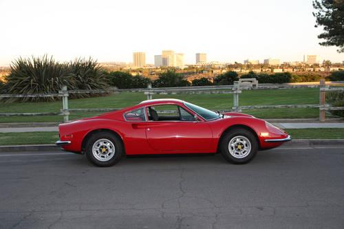 1972 Ferrari 246GT Dino For Sale (picture 3 of 5)
