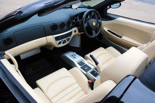 2003 Ferrari 360 3.6 Spider F1, 1 owner from new, 7,981 miles!!! For Sale (picture 6 of 6)