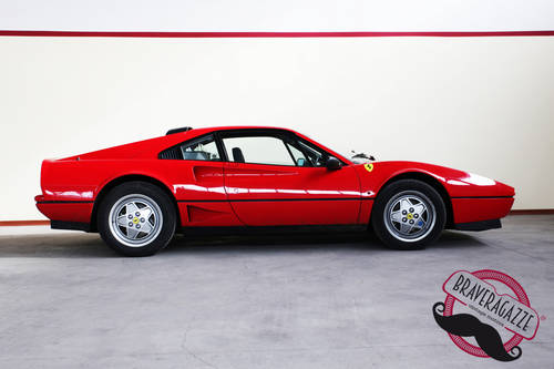 1988 GTB TURBO INTERCOOLER ABS KM. 11400 For Sale (picture 1 of 6)