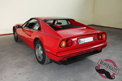 1988 GTB TURBO INTERCOOLER ABS KM. 11400 For Sale (picture 3 of 6)