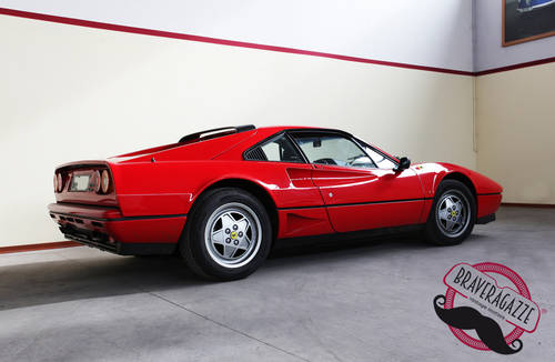 1988 GTB TURBO INTERCOOLER ABS KM. 11400 For Sale (picture 6 of 6)