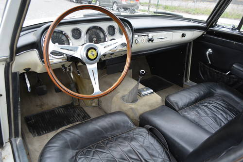 1959 Extremely Rare: Ferrari 250GT PF Coupe For Sale (picture 4 of 5)