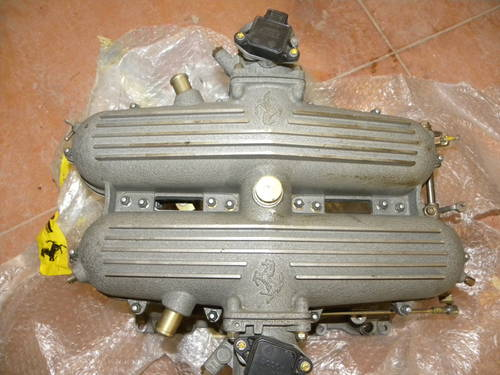 1990 Ferrari 348 TB / TS intake manifolds used For Sale (picture 1 of 3)