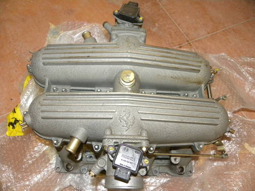 1990 Ferrari 348 TB / TS intake manifolds used For Sale (picture 2 of 3)