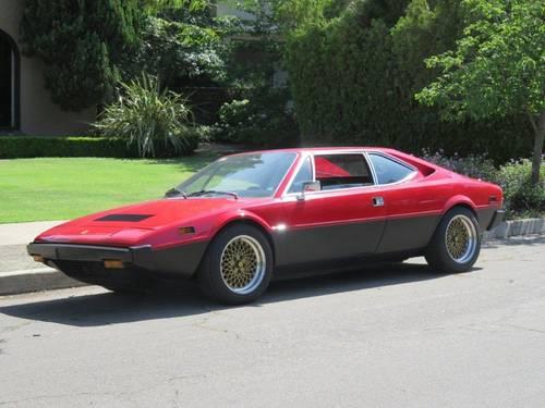1975 Ferrari 308GT4 For Sale (picture 1 of 5)
