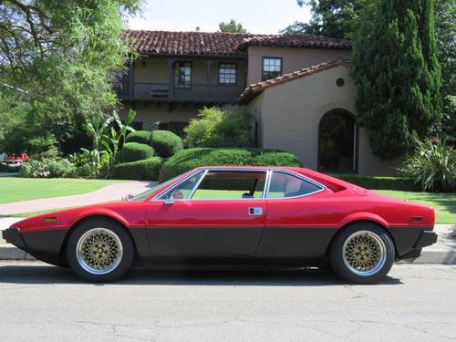 1975 Ferrari 308GT4 For Sale (picture 3 of 5)