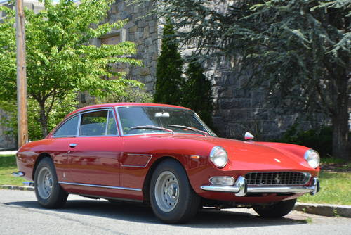1967 Ferrari 330GT 2+2 Series II For Sale (picture 1 of 5)