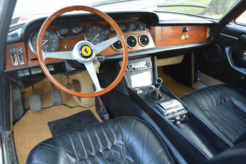 1967 Ferrari 330GT 2+2 Series II For Sale (picture 4 of 5)