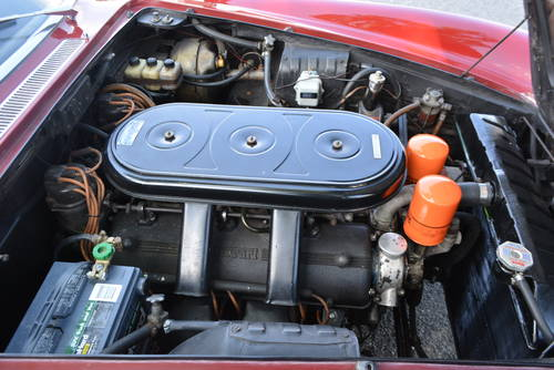 1967 Ferrari 330GT 2+2 Series II For Sale (picture 5 of 5)