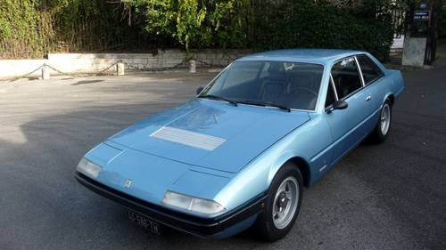 1973 FERRARI 365 GT4 2+2 For Sale (picture 6 of 6)