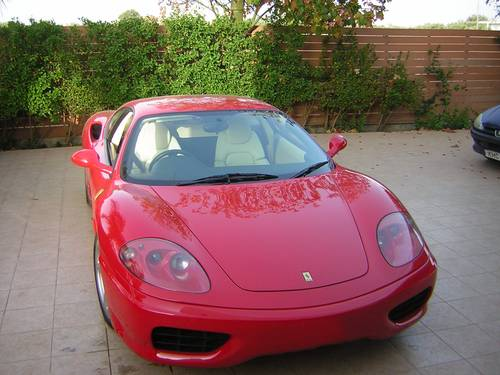 2000 360 Modena F1 (RHD) For Sale (picture 1 of 6)