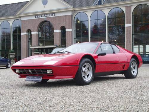 1983 Ferrari 512BBi For Sale (picture 1 of 6)