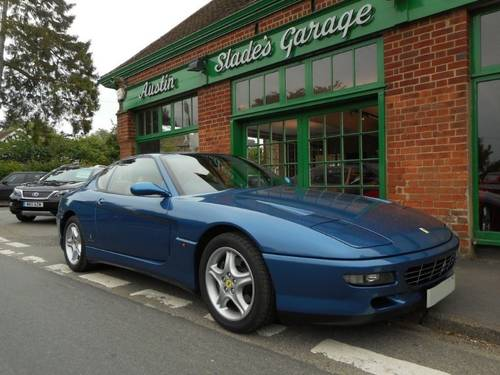 1995 Ferrari 456 Coupe Manual  For Sale (picture 2 of 4)