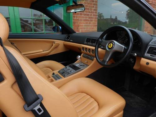 1995 Ferrari 456 Coupe Manual  For Sale (picture 4 of 4)