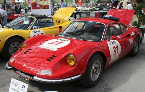 "1972 DINO 246 GT ""E"" For Sale (picture 1 of 6)"