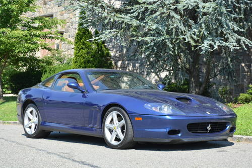 2002 Ferrari 575M Maranello For Sale (picture 1 of 5)