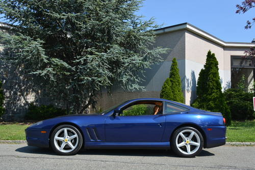 2002 Ferrari 575M Maranello For Sale (picture 3 of 5)