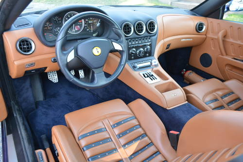 2002 Ferrari 575M Maranello For Sale (picture 4 of 5)