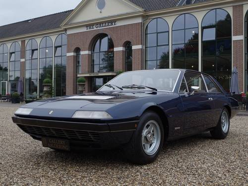 1974 Ferrari 365 GT4 2+2 Coupe For Sale (picture 1 of 6)
