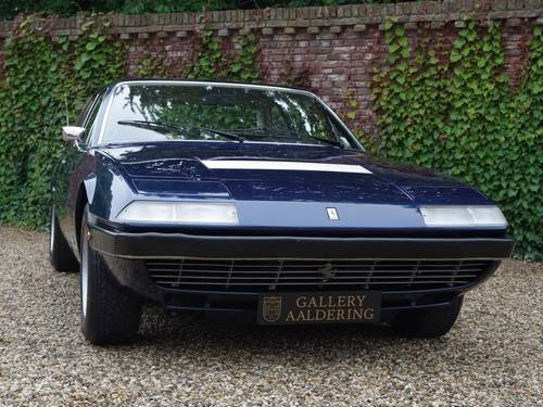 1974 Ferrari 365 GT4 2+2 Coupe For Sale (picture 5 of 6)