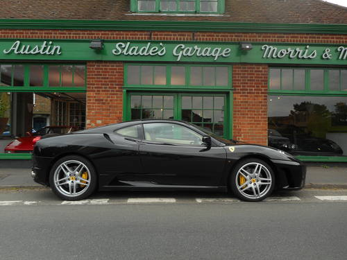 2007 Ferrari F430 Coupe F1 For Sale (picture 1 of 5)