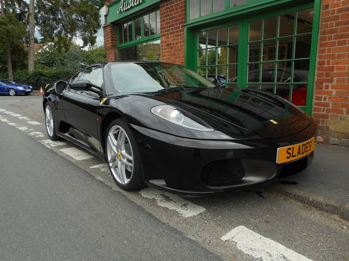 2007 Ferrari F430 Coupe F1 For Sale (picture 2 of 5)