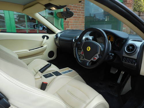 2007 Ferrari F430 Coupe F1 For Sale (picture 4 of 5)