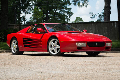 Stunning 1993 Ferrari 512TR with 19k miles For Sale (picture 1 of 5)
