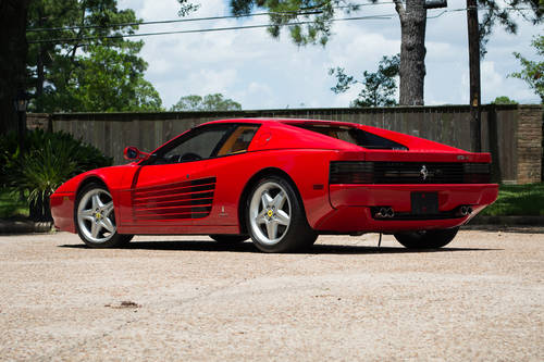 Stunning 1993 Ferrari 512TR with 19k miles For Sale (picture 2 of 5)