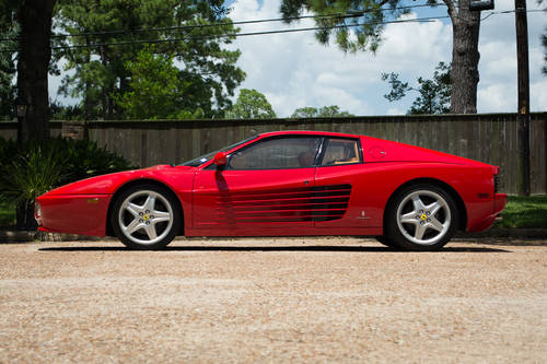 Stunning 1993 Ferrari 512TR with 19k miles For Sale (picture 3 of 5)