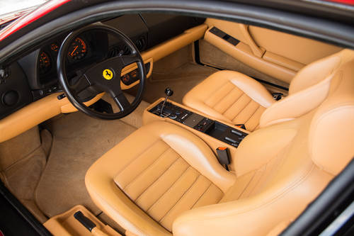 Stunning 1993 Ferrari 512TR with 19k miles For Sale (picture 4 of 5)