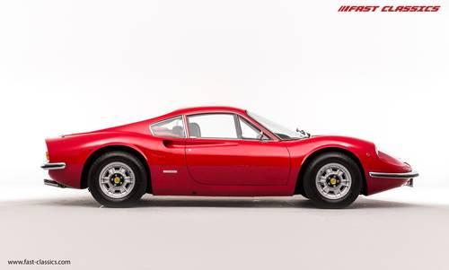 1972 Ferrari Dino 246 GT For Sale (picture 1 of 6)