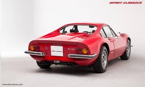 1972 Ferrari Dino 246 GT For Sale (picture 3 of 6)