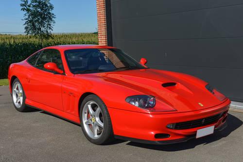 1998 Splendid Ferrari 550 Maranello For Sale (picture 1 of 6)