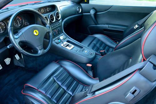 1998 Splendid Ferrari 550 Maranello For Sale (picture 4 of 6)
