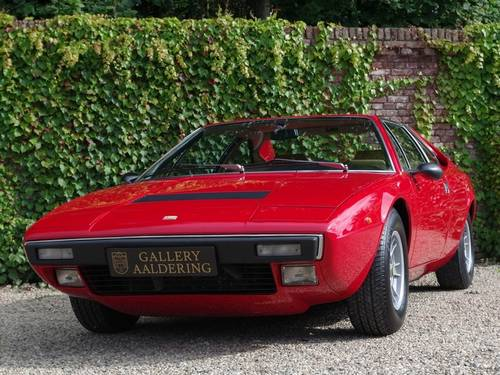 1975 Ferrari 308 GT4 Dino For Sale (picture 5 of 6)