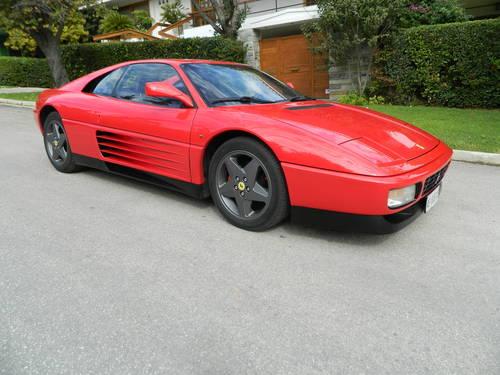 1990 Ferrari  348TB For Sale (picture 1 of 6)