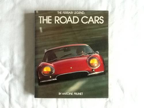 The Ferrari Legend: The Road Cars For Sale (picture 1 of 1)