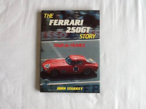The Ferrari 250GT Story - Tour De France For Sale (picture 1 of 1)