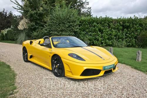2009 Ferrari F430 Scuderia 16m Spider For Sale Car And Classic