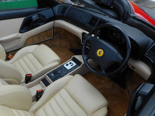 1999 Ferrari 355 Spider F1 SOLD (picture 4 of 5)